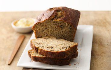 low fat banana nut bread recipe reference com healthy banana nut ...
