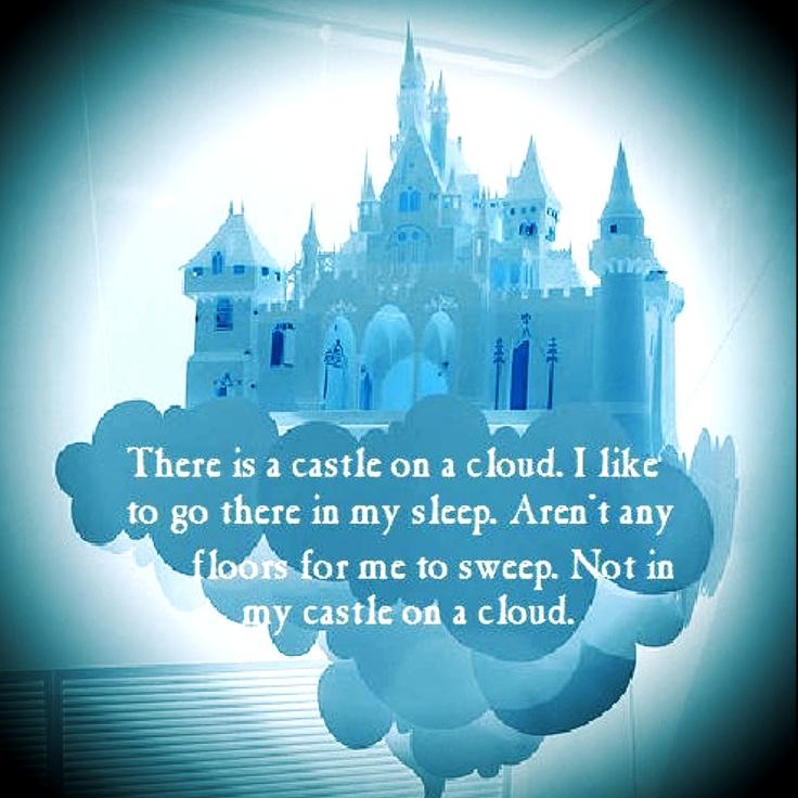Les Mis | From Les Misérables: Castle on a Cloud, lyrics by Claude-Michel Schönberg and Alain Boublil.