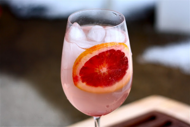 Homemade Blood Orange Soda | For the Sweet Tooth | Pinterest