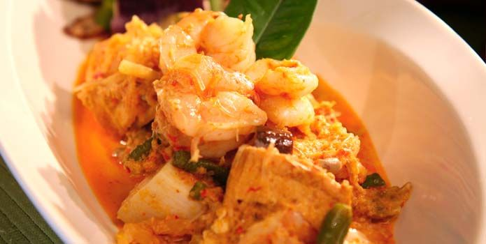 Vegetable Coconut Curry | Malay/Indon/S'pore | Pinterest