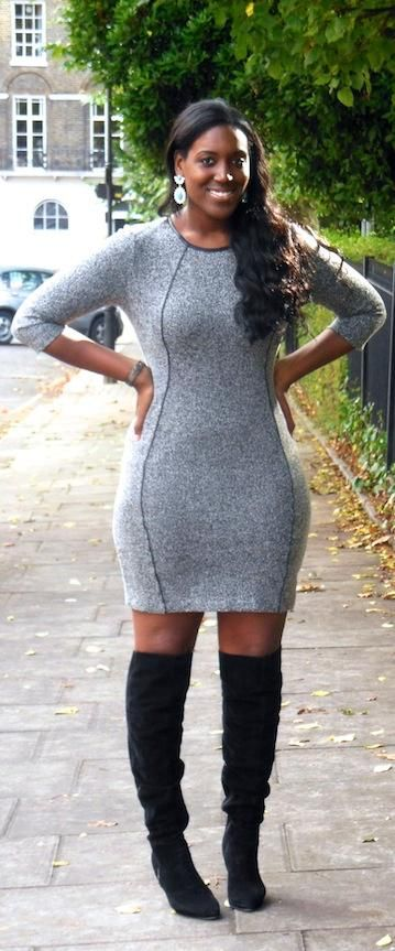 Plus Size Mini Dress I Need