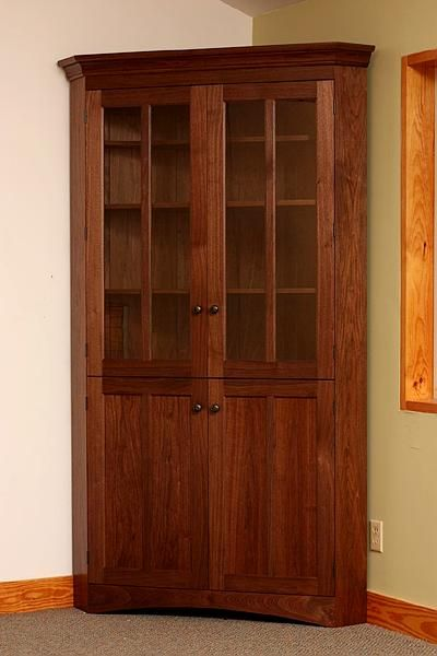 corner cabinet dining room pinterest