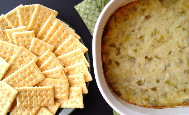 Creamy Artichoke Dip | Recipes to Try | Pinterest