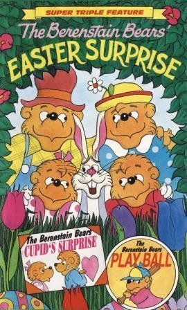 Berenstain Bears: Easter Surprise