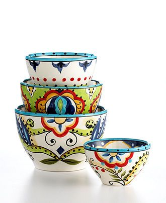 ESPANA #dinnerware #color #pattern BUY NOW!