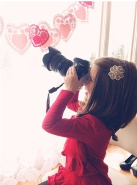 valentine photo shoot ideas for toddlers
