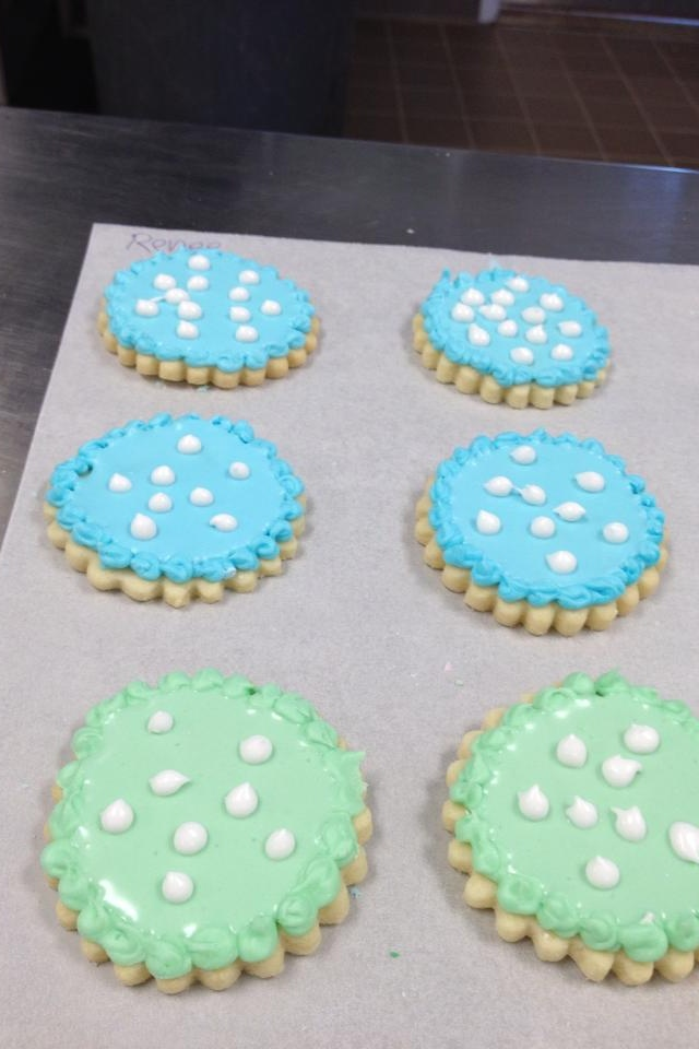Sugar Cookies with Royal Icing | Recipes | Pinterest