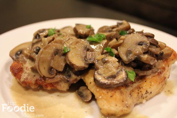 Chicken Marsala | My kind of food. | Pinterest