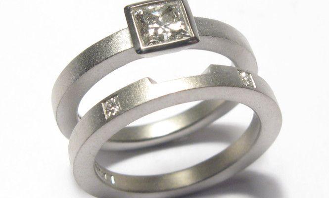 Unique Wedding Rings UK