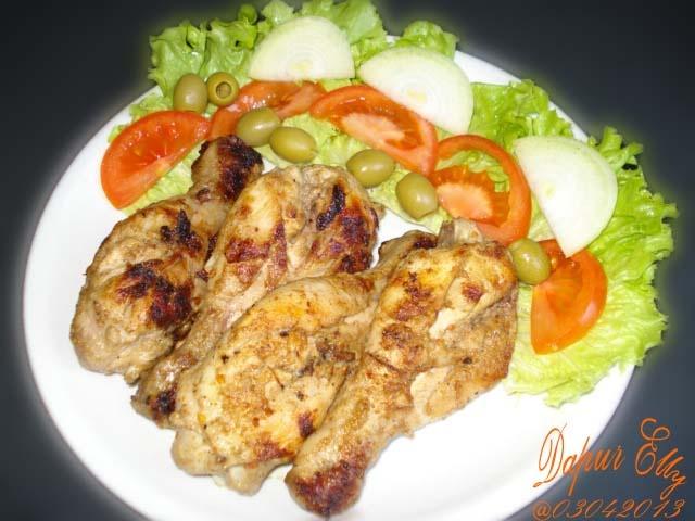 Tandoori Pork On The Outdoor Grill Recipe — Dishmaps