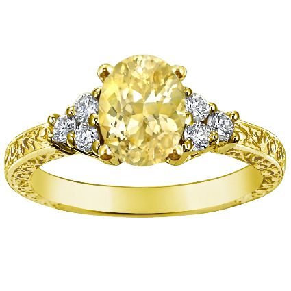 Yellow Saphire Oooh Bling Bling Jewelry And Rings Pinterest