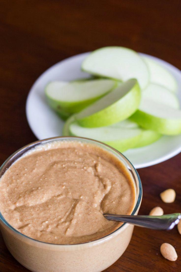 DIY: Homemade Honey Roasted Peanut Butter