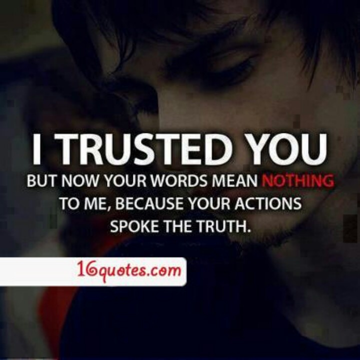 Quotes About Broken Trust In Friendship : Gallery for gt broken trust quotes tumblr