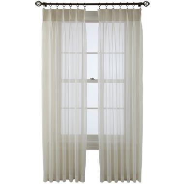 Photo Pocket Shower Curtain Valances for Traverse Rod