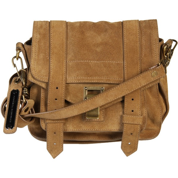 PROENZA SCHOULER Small leather bag found on Polyvore