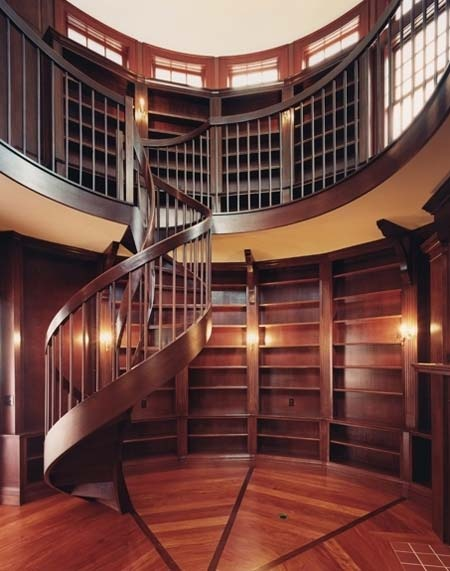 Best Amazing In Home Library Stairs Pinterest 400 x 300
