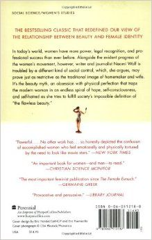 naomi wolf the beauty myth thesis