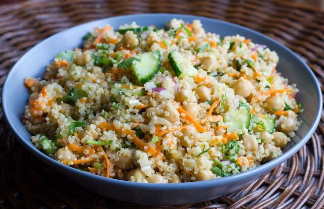 Moroccan quinoa salad | fabulous friday | Mmmm Food Inspo.....x ...