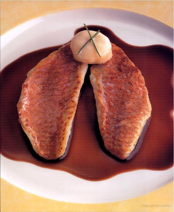Le Bec-Fin Recipes -Asian Sea Bass, Favorite Sea Bass recipe. Press ...