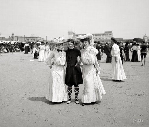 On Pleasure Bent: 1905
