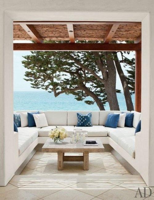 Decoraci n de terrazas tiempo de relax pinterest - Decoracion de terrazas ...