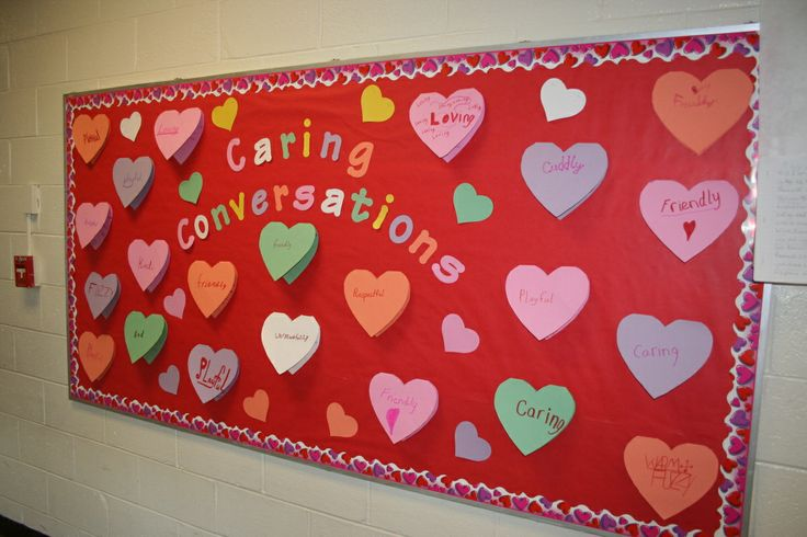 Valentine Ideas For Church. The Following Are Bulletin Boards Which I ...