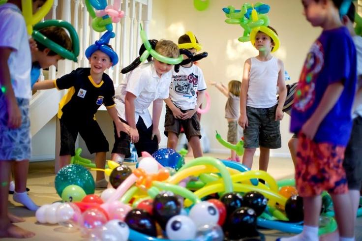 Indoor birthday party ideas for kids pinterest for Indoor birthday party places for kids