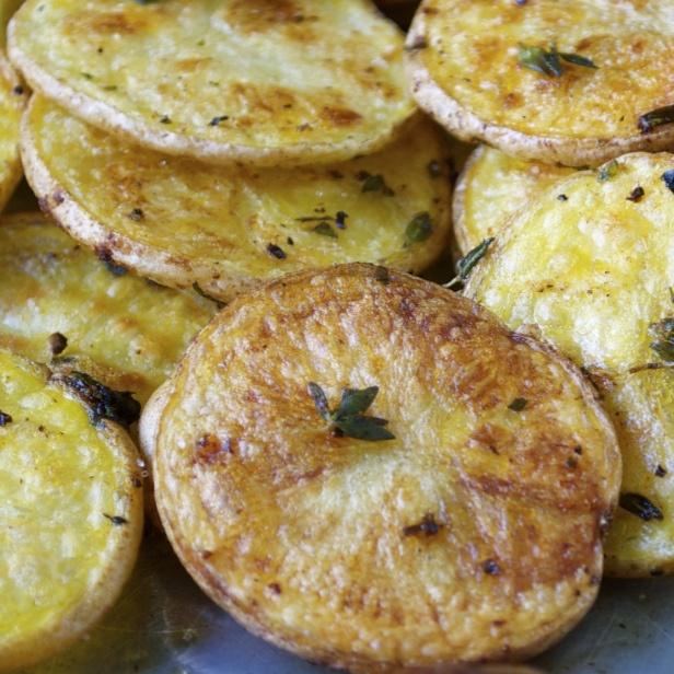 Herb roasted potatoes... | Recipes: POTATO/sweet potato | Pinterest