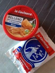 Marca La Cocinera : Relleno de empanadillas.