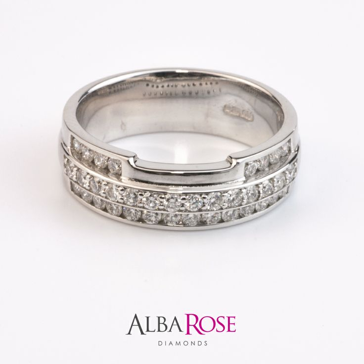 Pin By Alba Rose On Shaped Wedding Rings Pinterest