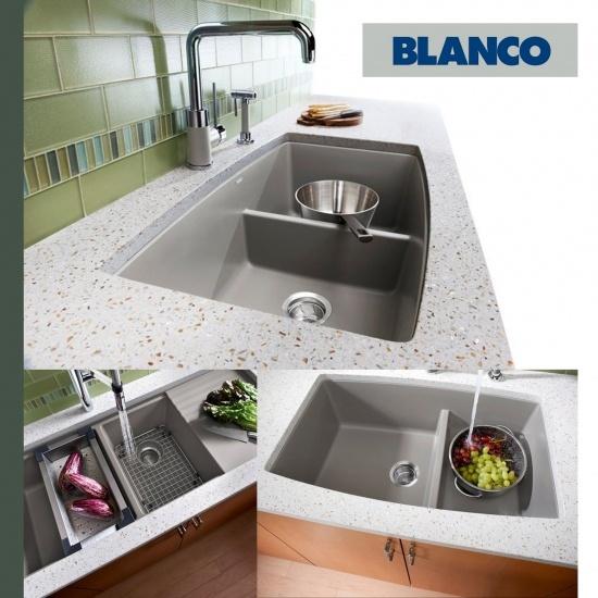 Blanco Truffle Sink : BLANCO SILGRANIT II Truffle sink Collection