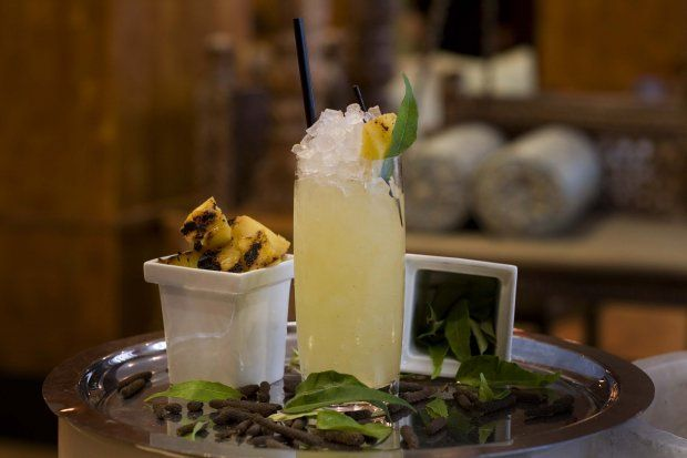 "Tandoori Tequila Cocktail | ""I drink to make other people more intere ..."