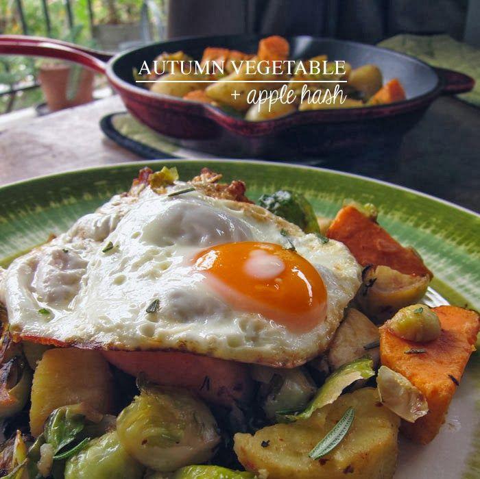 Winter Vegetable Hash Recipes — Dishmaps