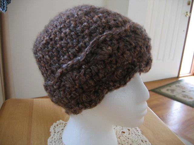 Crochet Hat Pattern Shell : Free Crochet Banded Shell Hat Pattern. Crochet patterns ...