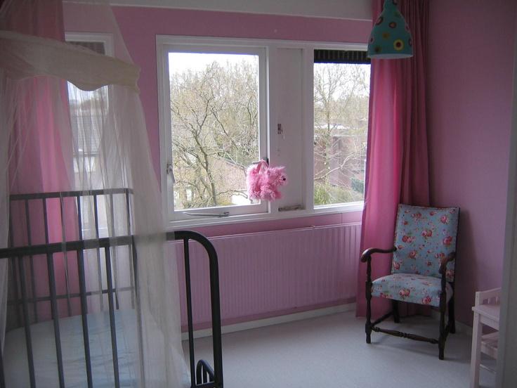 Kinderkamer Roze Groen : Roze kinderkamer OurHome / Ons huis Pinterest