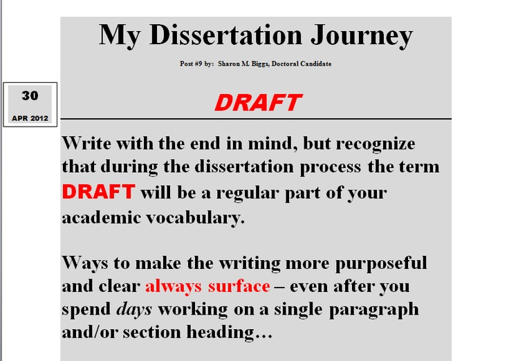 writing the doctoral dissertation How to write your phd proposal: a step-by-step guide this guideline further examines the procedures for writing a practical and a realistic phd proposal.