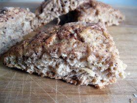 Whole Wheat Apple Scones | COOKIES! | Pinterest