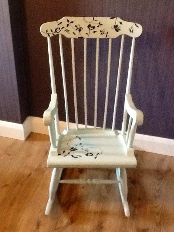 Rocking Chair So beautiful!!!