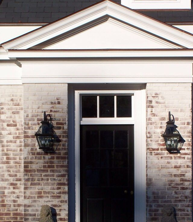 Lime Wash Brick Exterior Exterior Painting Photo Decorating Inspiration