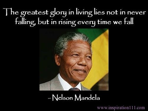 Madiba ... Nelson Mandela