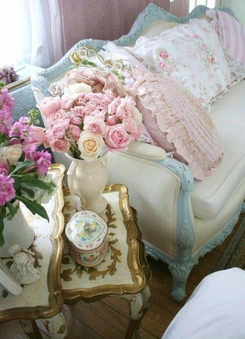 romantic country decorating pinterest