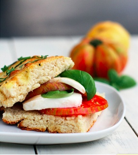 Caprese Sandwich | Recipes good for ANY day! | Pinterest