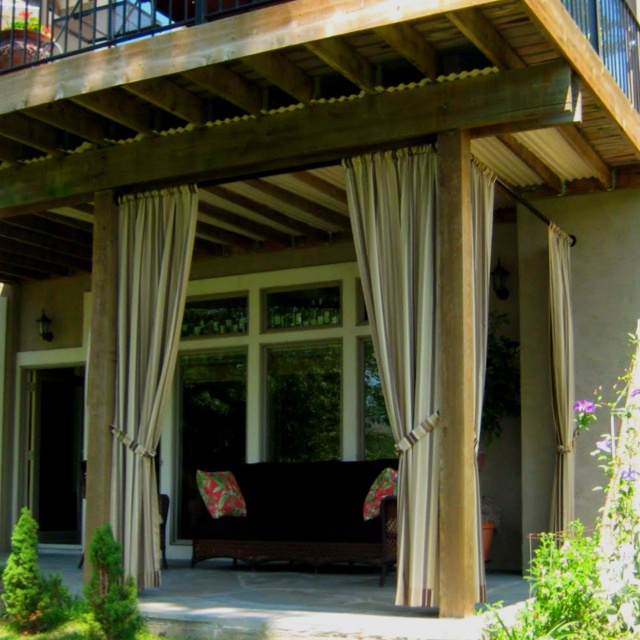 Outdoor Curtains For Patio submited images