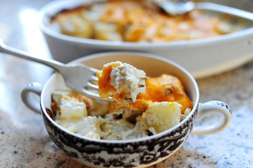 Perfect Potatoes au Gratin - need to be cooked about 15 min more, and ...