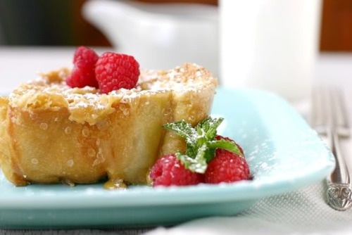 Creme Brulee French Toast Recipe.