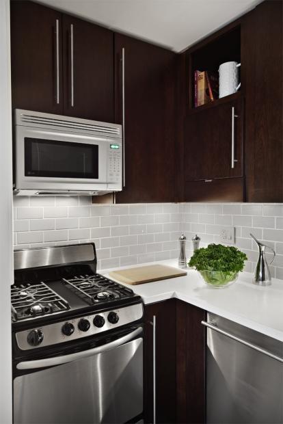Grey Subway Tile Backsplash Kitchen Stuff Pinterest
