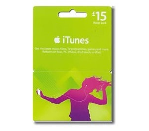 $15 itunes gift card code  15 itunes gift card