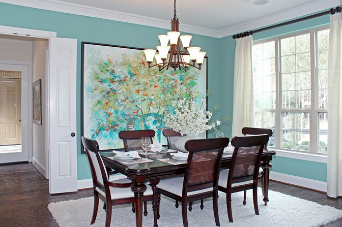 beach house dining room home pinterest