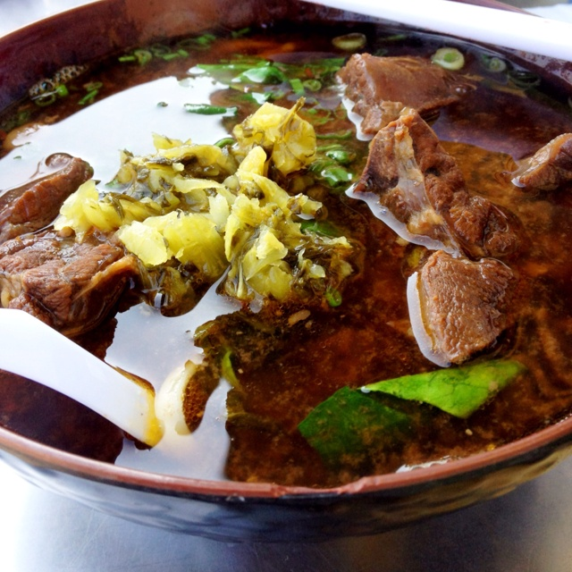 taiwanese beef noodle soup! | Things I like to do with my daughter ...