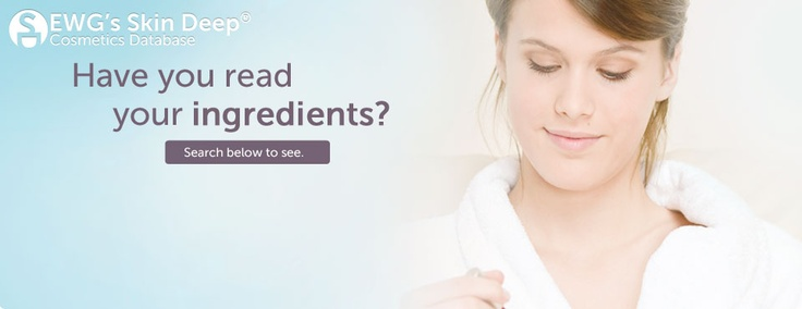 Have you read your ingredients?  Check out:  www.showus.HealthyHome Tour.com